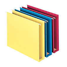 Smead Premium Box Bottom Hanging Folders