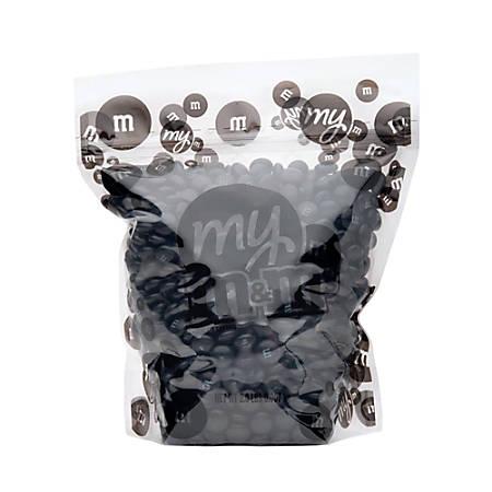 M&M's® Chocolate Candies, Black, 2 Lb Bag