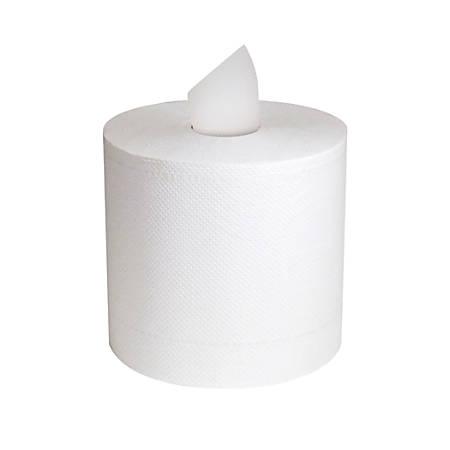 "Highmark® 2-Ply Centerpull Paper Towels, 11"" x 600', White, Case Of 6 Rolls"
