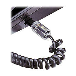 Softalk 21001 Phone Cord Detangler BlackClear