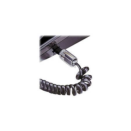 Softalk 21001 Phone Cord Detangler, Black/Clear