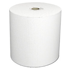 LoCor 1 Ply Hard Roll Paper