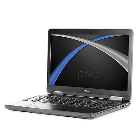 "Dell™ Latitude E5540 Refurbished Laptop, 15.6"" Screen, 4th Gen Intel® Core™ i5, 8GB Memory, 240GB Solid State Drive, Windows® 10 Professional"