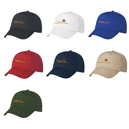 Screen Print Polyester Cap, One Size