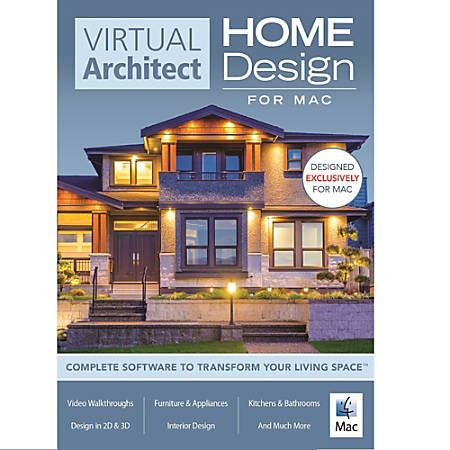 Virtual Architect Home Design Software For Mac Item 4121494