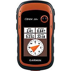 Garmin eTrex 20x Handheld GPS Navigator