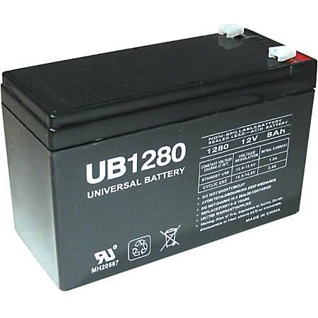 eReplacements Compatible Sealed Lead Acid Battery Replaces APC SLA17, APC RBC17, APCRBC17 for use in APC UPS BE650BB, BE650G, BE650R, BE650R-CN, BE650Y-IN, BE700-AZ, BE700-CP, BE700-FR, BE700-GR, BE700-IT, BE700-KR, BE700-RS, BE700-SP, BE700-UK, BE725BB