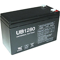 eReplacements Compatible Sealed Lead Acid Battery
