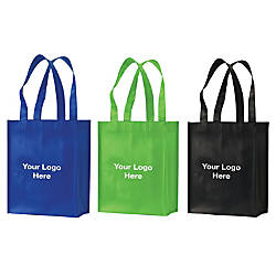 Laminated Gift Tote 10 H x