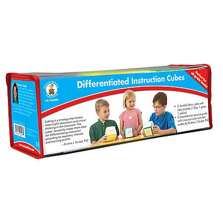 Carson-Dellosa Differentiated Instruction Cubes