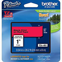 Brother TZE451 Label Tape 1516 x