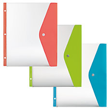 Office Depot Brand Side Load Binder
