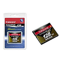 Transcend 128MB Ultra Speed Industrial CompactFlash