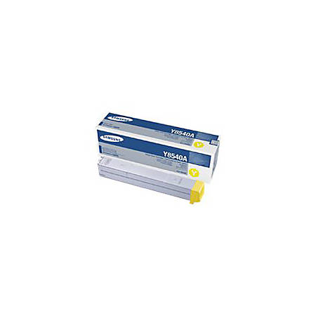 Samsung CLX-Y8540A - Yellow - original - toner cartridge - for MultiXpress 8540ND, 8540NX