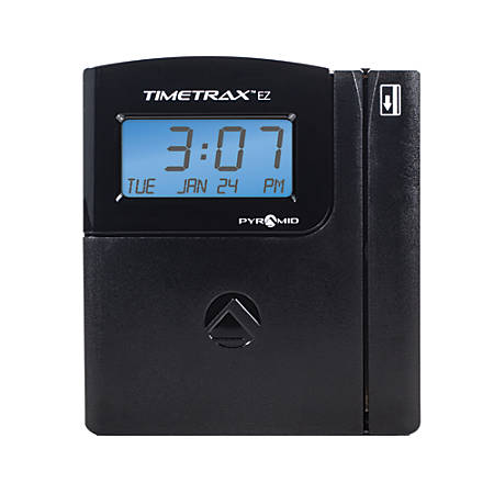 Pyramid™ TTEZEK Automated Swipe Card Time Clock System (Ethernet)