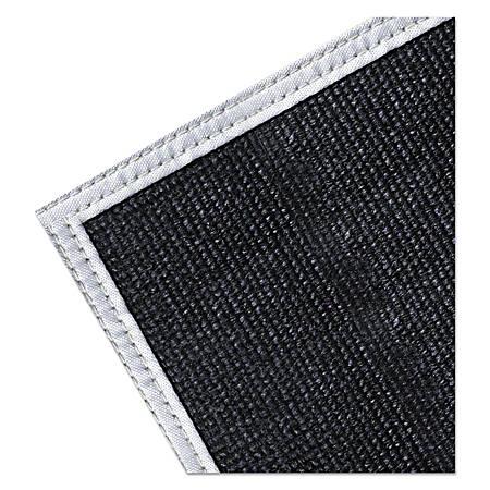 Wilson Industries Welding Blanket, 6' x 6', Black