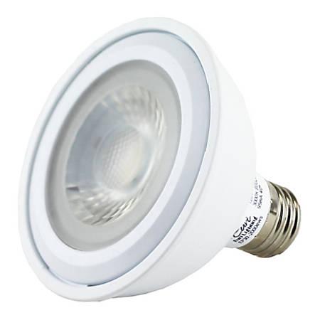 Euri PAR30 Short Reflector Dimmable LED Bulbs, 800 Lumens, 11 Watts, 3000 Kelvin/Warm White, Pack Of 6 Light Bulbs