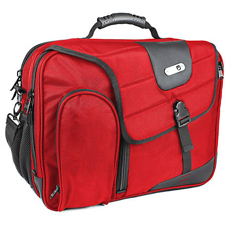 ful Commotion Messenger Bag, Red