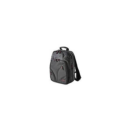 Fujitsu Tri-Pak Triple Compartment Backpack
