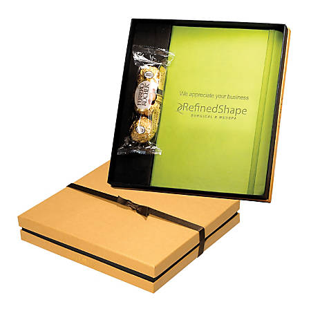 Chocolates And Journal Gift Set