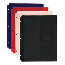 Office Depot Brand Expanding Binder Pocket