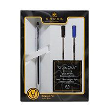 Cross Click Ballpoint Pen Medium Point