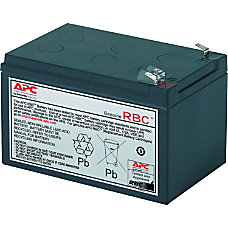 APC Replacement Battery Cartridge 4 Maintenance