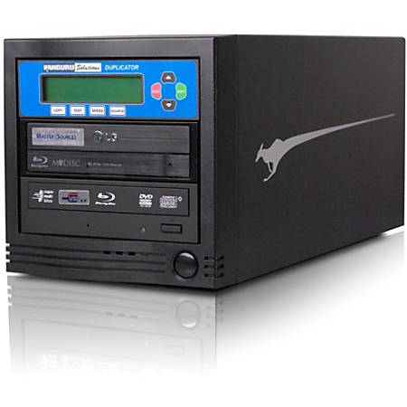 Kanguru Blu-Ray Duplicator 1 Target - Disk duplicator - BD-RE x 1 - max drives: 1 - USB 2.0 - external