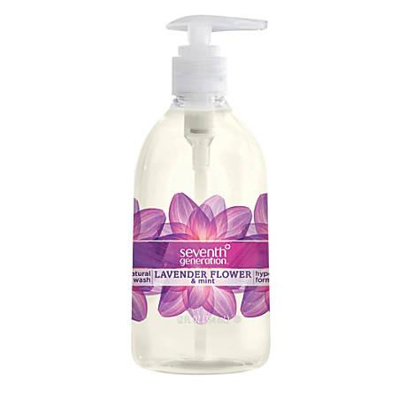 Seventh Generation® Lavender Flower & Mint Natural Hand Wash, 12 Oz.