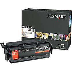 Lexmark Original Toner Cartridge Black