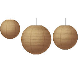 Teacher Created Resources Paper Lanterns Burlap