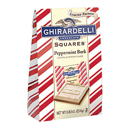 Ghirardelli® Peppermint Bark, 4.57 Oz