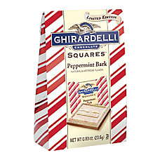 Ghirardelli Peppermint Bark 457 Oz