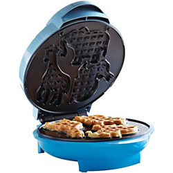 Brentwood (TS-253) Animal Shape Waffle Maker - 3 x Animal Waffle