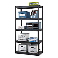 Edsal Heavy Duty Steel Shelving 5