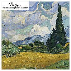 Vincent van Gogh Square Calendar 19