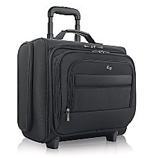 Solo Columbus 156 Rolling Overnighter Case