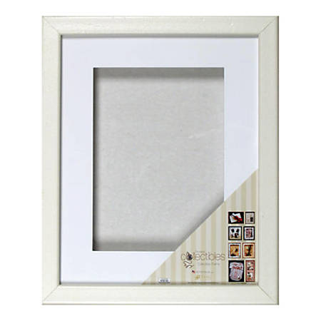 "Timeless Frames® Collectible Shadow Box Frames, 16"" x 20"", White"
