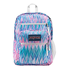 JanSport Big Student Backpack Painted Chevron