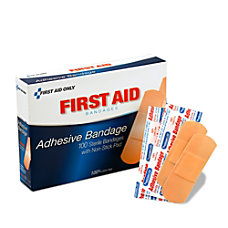PhysiciansCare First Aid Plastic Bandages 1