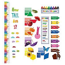 Creative Teaching Press ColorsGrowth Chart Bulletin