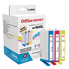 Office Depot Brand OD564XLCMY C Remanufactured