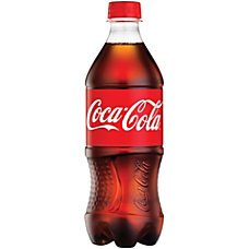 Coca Cola Classic 20 Oz Bottle