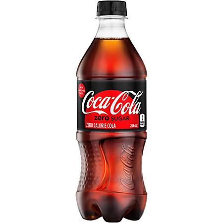 Coca-Cola® Zero, 20 Oz. Bottle