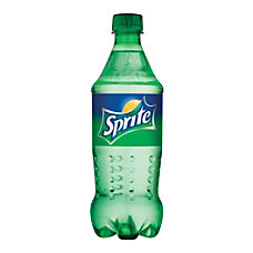 Sprite 20 Oz Bottle