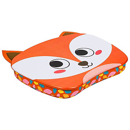 "LapGear Lap Pets Lap Desk, 17"" x 13-1/4"", Fox"