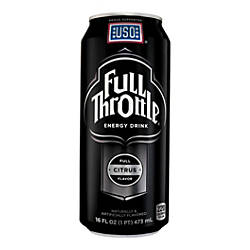 Full Throttle Energy Drink Citrus 16