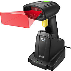 Adesso NuScan 7400TR Handheld Barcode Scanner