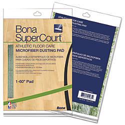 Bona SuperCourt Athletic Floor Care Microfiber