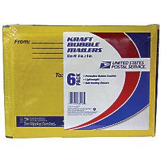 USPS Premium Kraft Bubble Mailers 0
